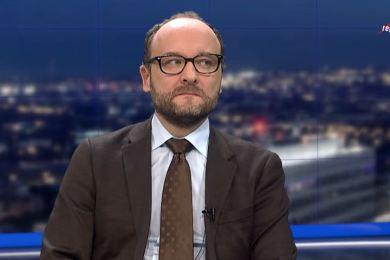 Kamil Zaradkiewicz w TV Republika