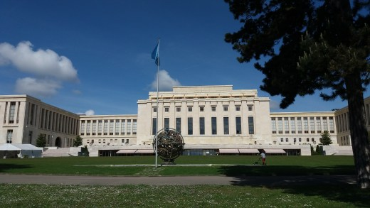 Pałac Narodów_Genewa