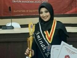 Pesan Aminah, Mahasiswa Lulusan Terbaik Fakultas Hukum Unija