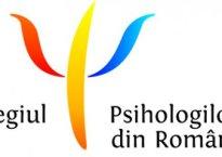 Filiale Colegiul Psihologilor din România