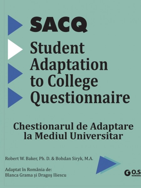 Student Adaptation to College Questionnaire (SACQ)