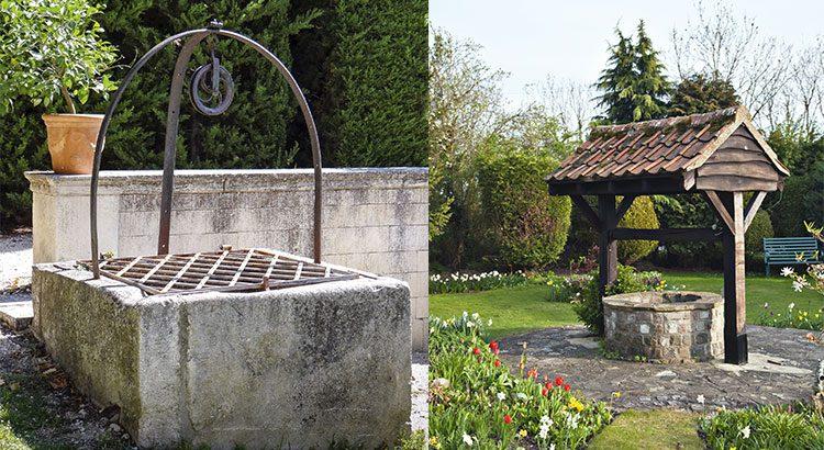 un puits au jardin comment faire