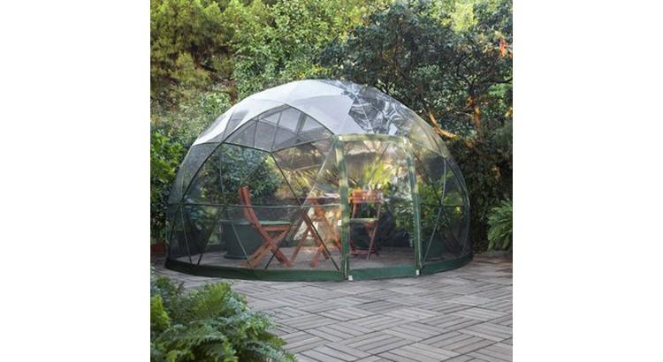 garden igloo abri jardin mon jardin