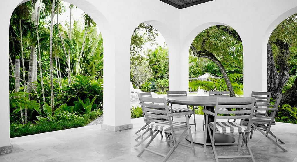mobilier jardin castorama maison