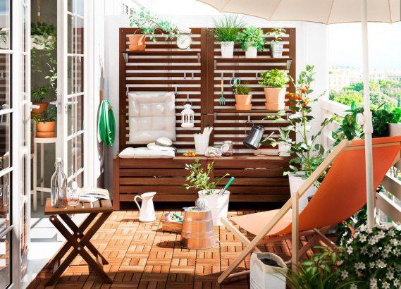 20 idees pour amenager son balcon avec ikea