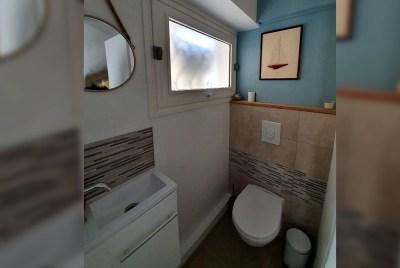 Toilette maison Pass'Ô Port
