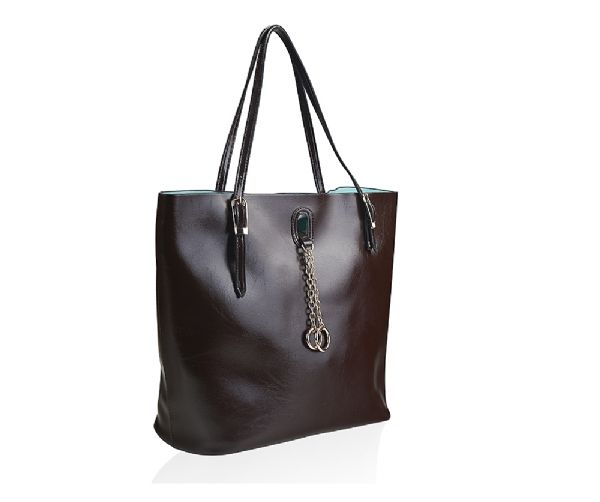 Sac cabas XL Kaytie Wu - Version Marron