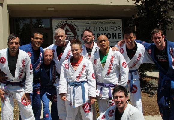 Bellevue Gym Jiu Jitsu