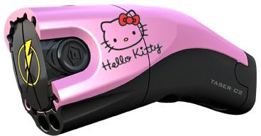 Hello Kitty Taser