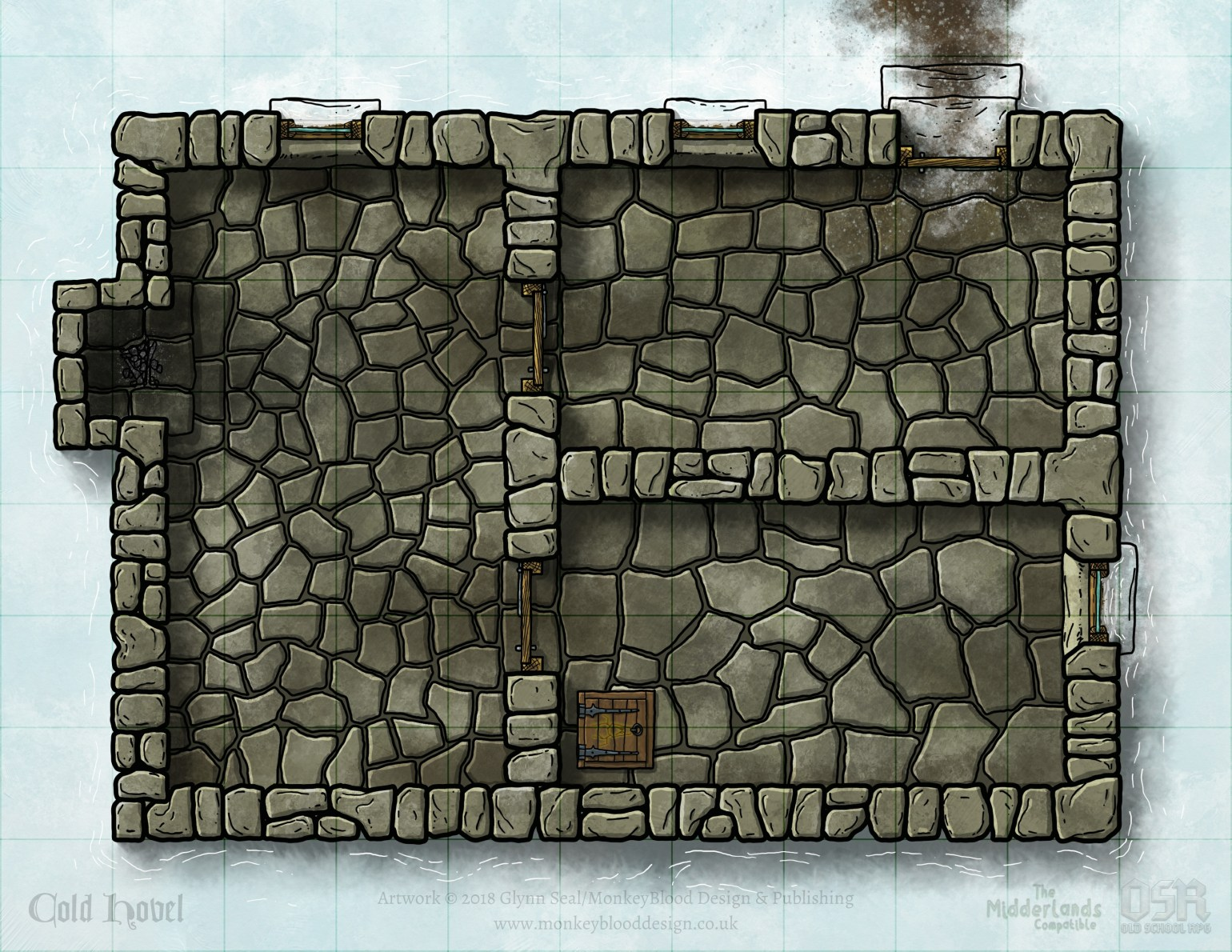 Cold Hovel GRID r1