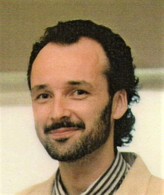 Geoff Wingate 1980s