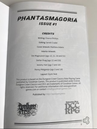 Phantasmagoria (3)