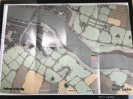 Map 4 Rear - SE Quadrant