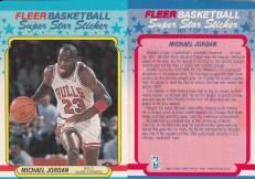 SOLD P400 [1988 Fleer Sticker MINT BV$15]