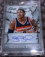 HIT ME WITH YOUR OFFERS [2013-14 Titanium New Wave Auto 1/1!!!] TRUE 1 of 1