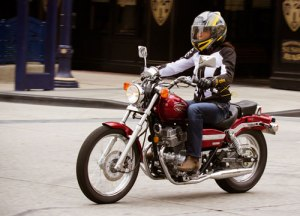Honda-Rebel-Action-Top 10 Riding Tips for Noobs