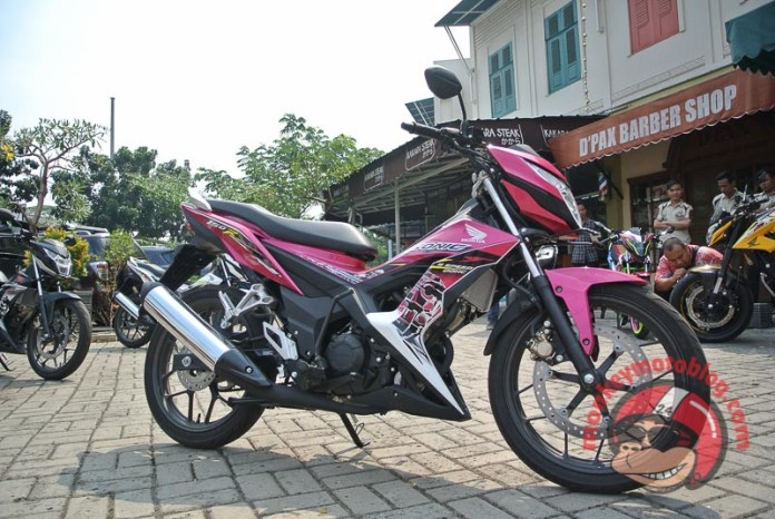 test ride honda sonic 150-2-2