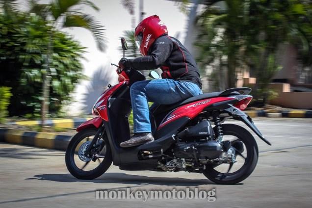 test ride beat esp-5