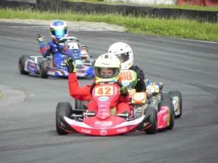 Teeside Cadet Karting Round 5