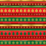 Wrapping paper for Christmas