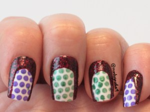 may-tri-polish-tuesday-purple-green-red-models-own-barry-m-moyou-professional (3)