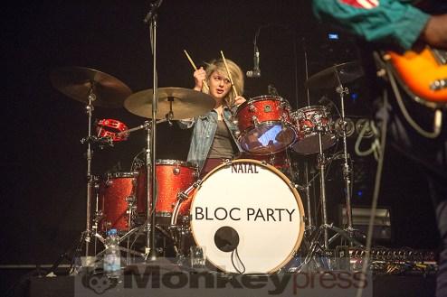 Bloc Party, (c) Marcus Nathofer