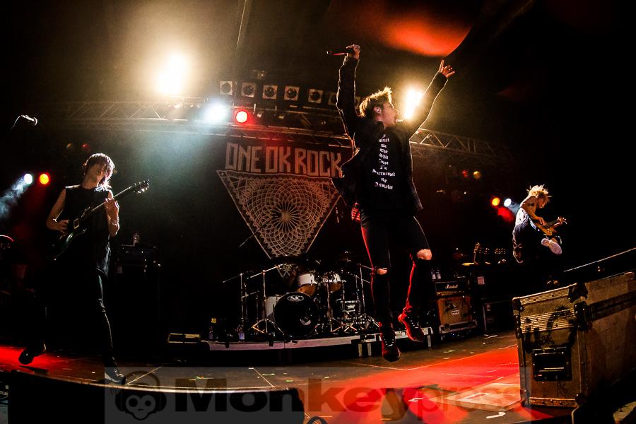 Fotos: ONE OK ROCK [Fotos] 🐵 Monkeypress de