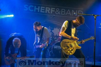 Scherf und Band, © Marcus Nathofer