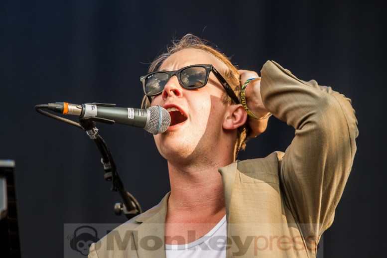 Tom Odell, © Markus Hillgärtner
