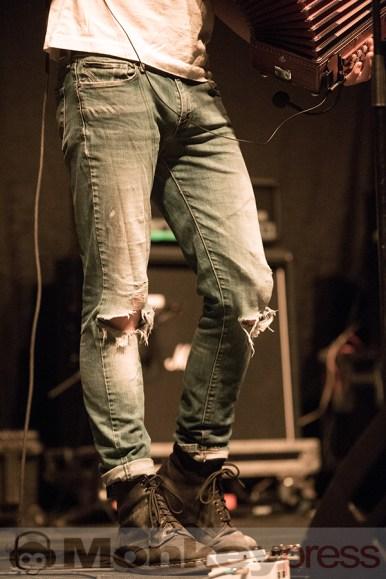 Skinny Lister, © Marcus Nathofer