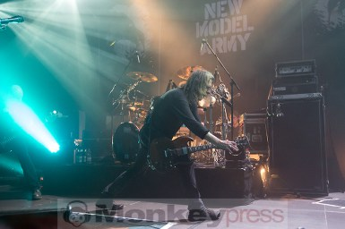 New Model Army, © Marcus Nathofer