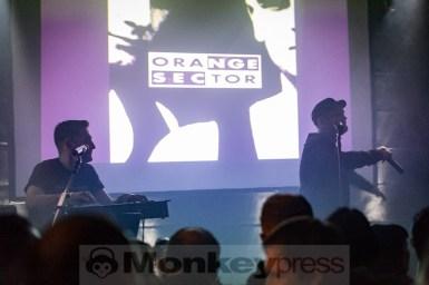 Orange Sector, © Danny Sotzny