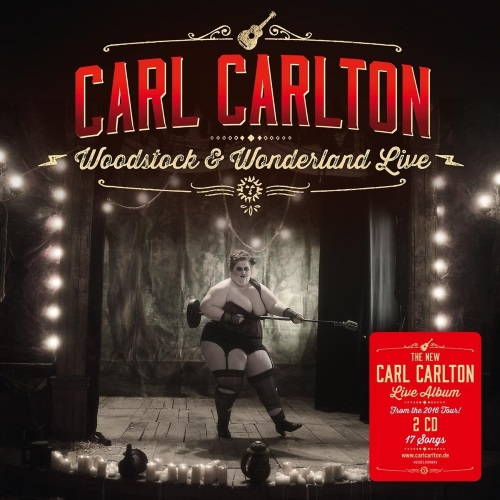 CARL CARLTON Woodstock Amp Wonderland Live CD Reviews