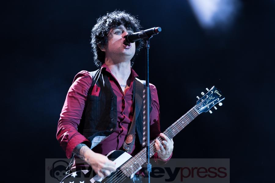 Green Day Rancid Tour