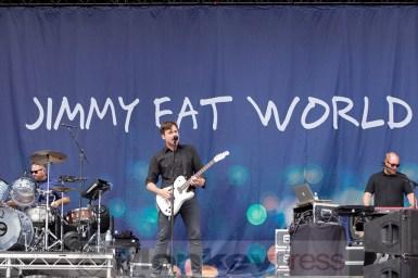 Jimmy Eat World, © Tabea Debora Pringal