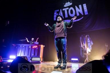 Fatoni, © Michael Gamon