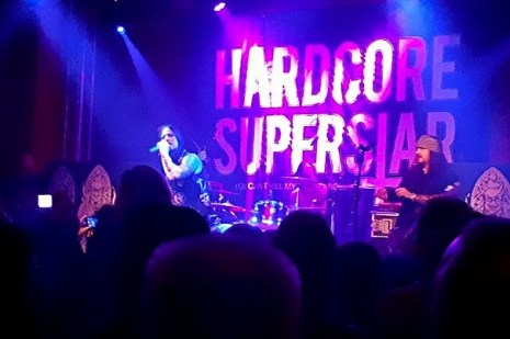 Hardcore Superstar, © Patrick Friedland