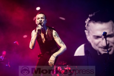 Depeche Mode, © Michael Gamon