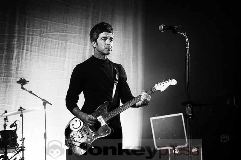 Noel Gallagher's High Flying Birds © Sandro Griesbach