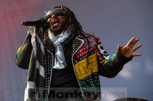 Skindred © Thomas Papenbreer