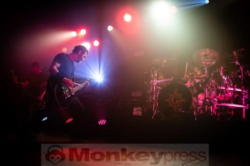 Godsmack © Michael Gamon