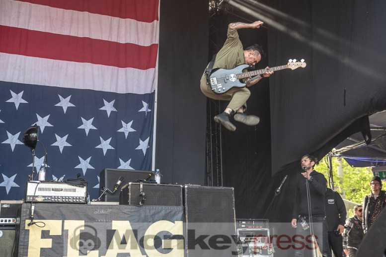 Anti Flag, © Cynthia Theisinger