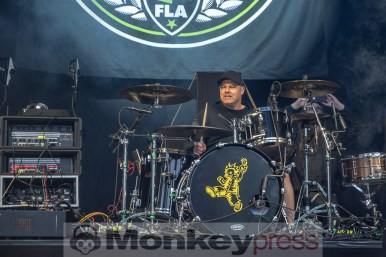 Less Than Jake, © Cynthia Theisinger