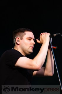 The Twilight Sad, © Antoine Maraval