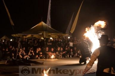 M'era Luna Feuershow, © Peter Bernsmann