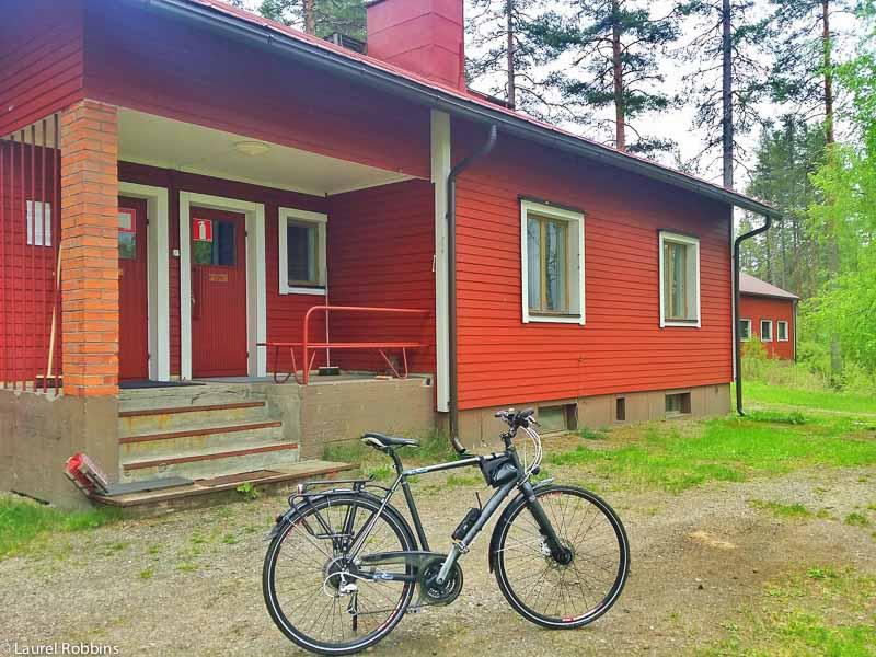 adventures of cycling EuroVelo 13 Finland -10