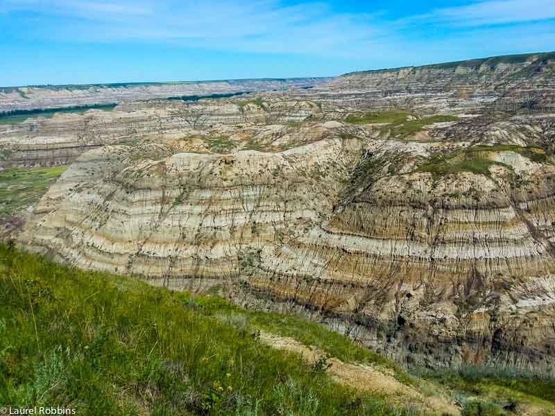 adventures in Horsethief Canyon Drumheller Alberta Badlands