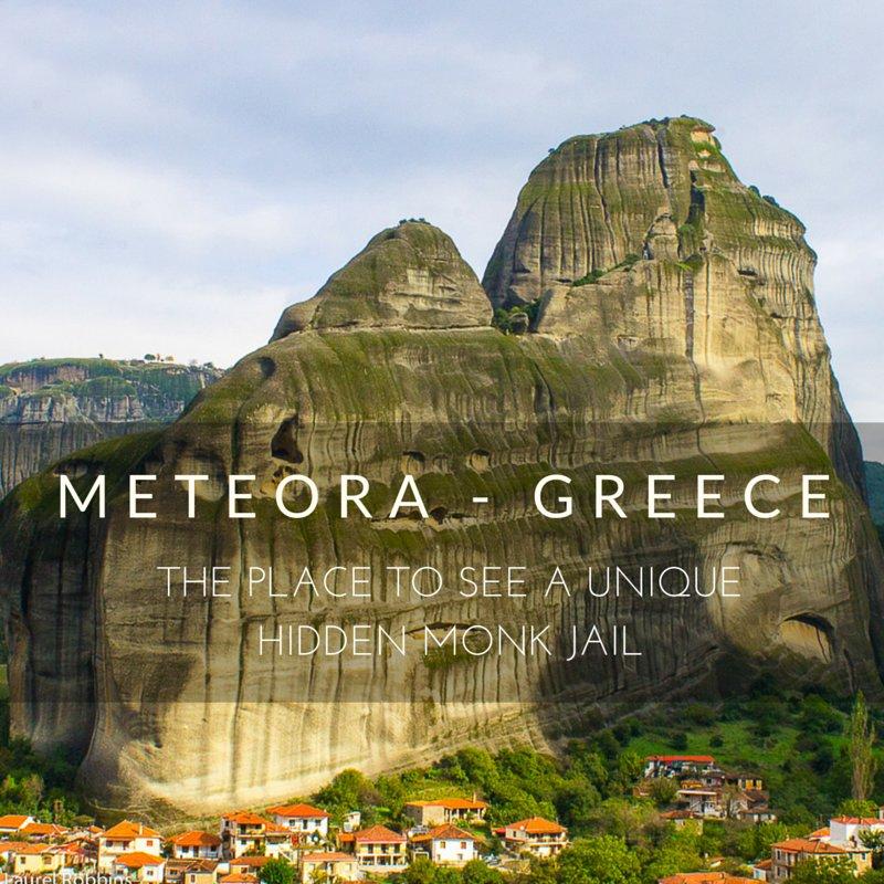 Meteora Greece mountains