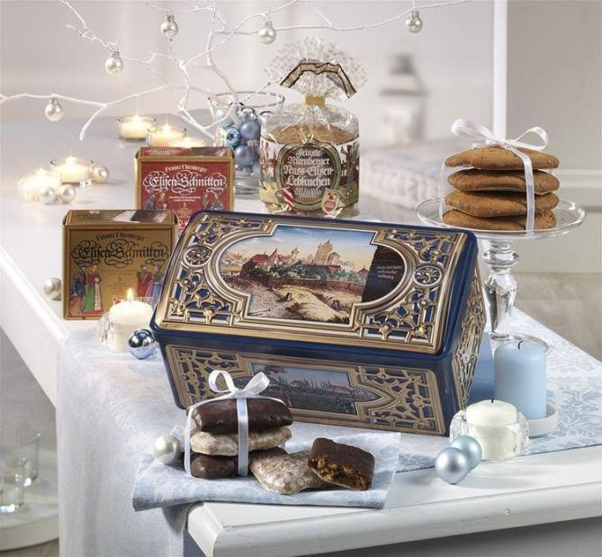 Lebkuchen from Nuremberg makes for a great gift from Germany.