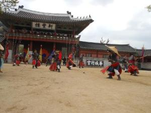 Korean Martial Arts Performance
